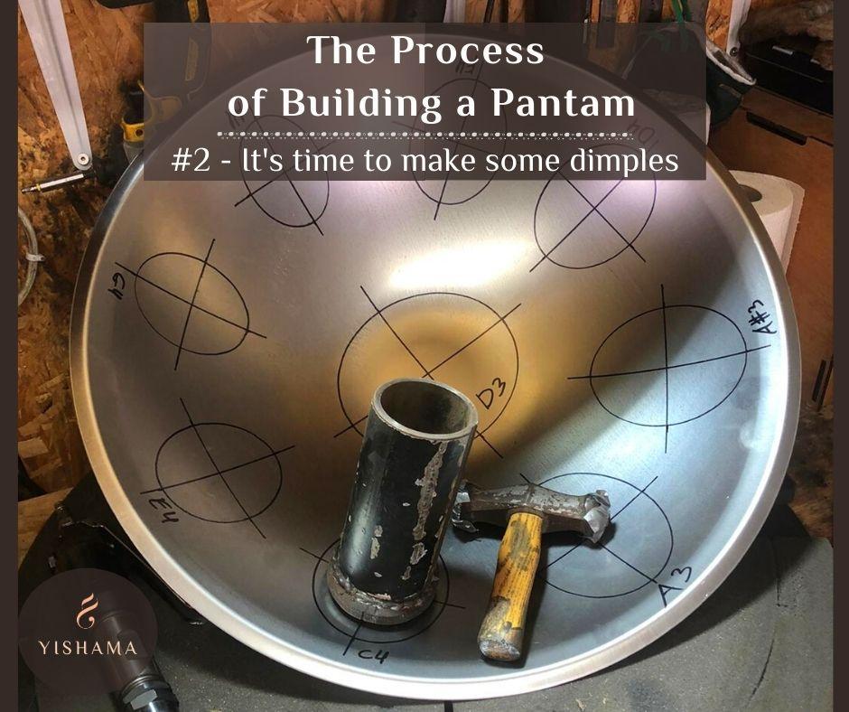 a Pantam shell and a hammer
