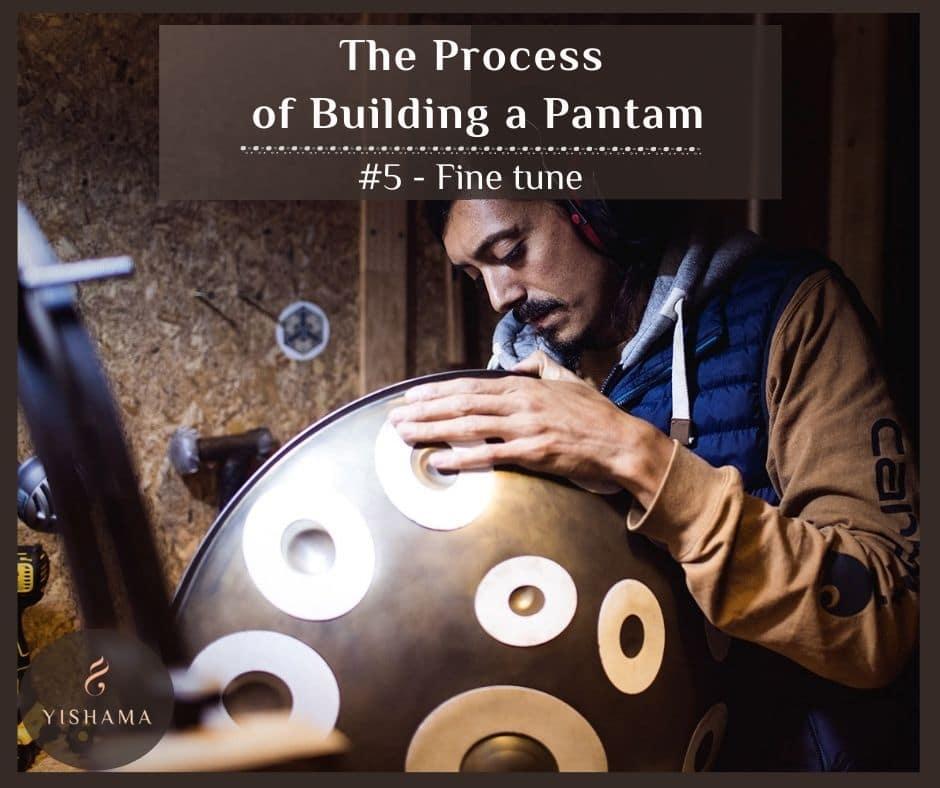 How to tune a pantam blog post image